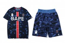 PSG CAMO TEES SHORTS PIECE SET