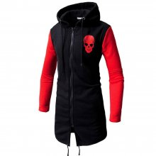 FULL ZIP FASHION HOODIE