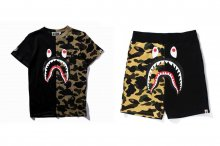 CAMO TEES SHORTS PIECE SET