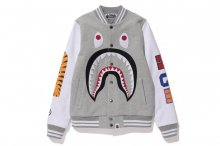 SWEAT VARSITY SHARK JACKET