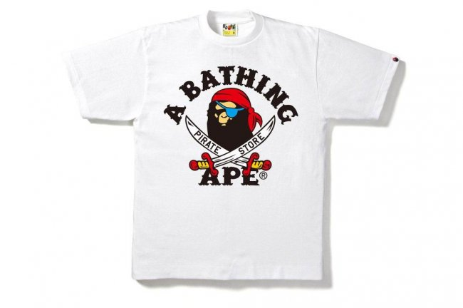 PIRATE APE TEE