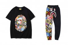 CITY COLLECTION TEE PANTS PIECE SET